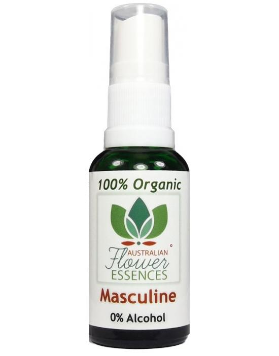 Masculine Organic Blend...