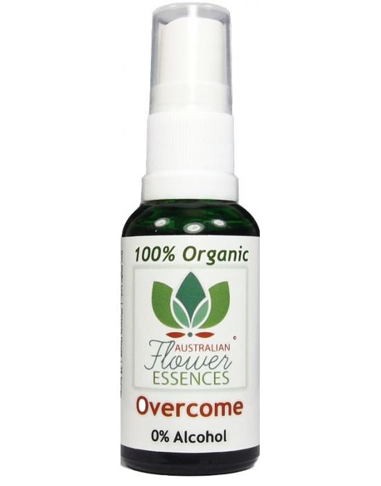 Overcome 30 ml Organic...