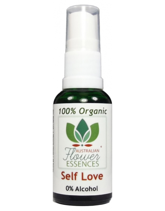 Self Love Organic Blend Australian Flower Essences