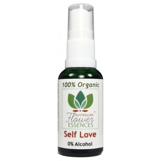 Self Love Organic Blend Australian Flower Essences