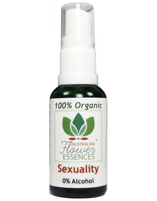 Sexuality Organic Blend Australian Flower Essences