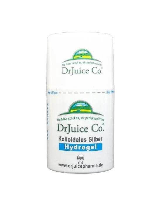 kolloidales Silber Hydrogel für die Haut