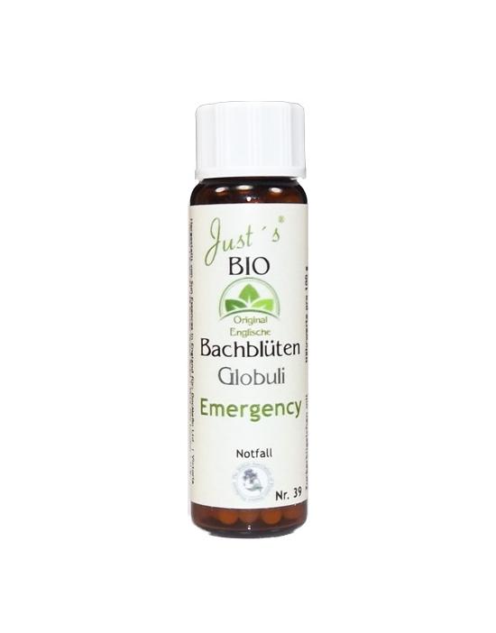 Globuli Emergency Nr. 39 original englische Bio Bachblüten alkoholfrei Notfall