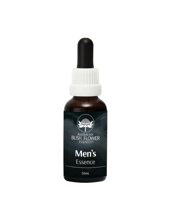 Men's essence Australian Bush Flower Essences