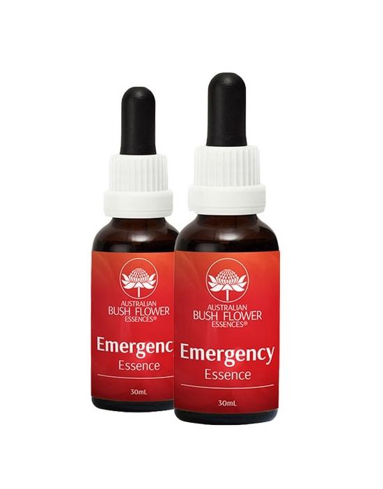2x Emergency Essence 30 ml...