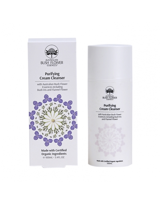 Australische Buschblüten Purifying Cream Cleanser