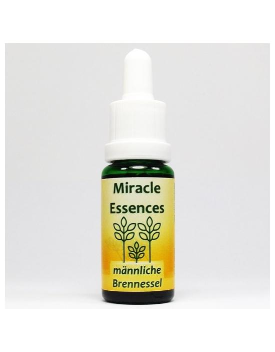 MÄNNLICHE BRENNESSEL Miracle Essences Blütenessenzen
