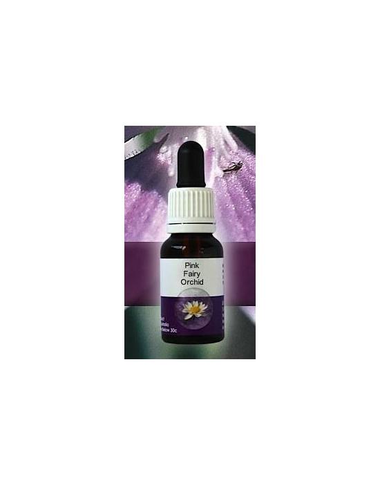Pink Fairy Orchid Living Essences Stockbottle 15 ml Australische Bachblüten