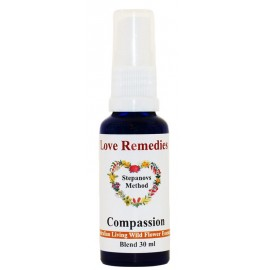 COMPASSION Compassione spray vitali 30 ml Australian Bush Flower Essences Love Remedies