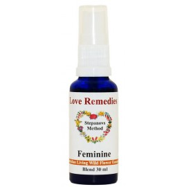 FEMINE Feminilità spray vitali 30 ml Australian Bush Flower Essences Love Remedies