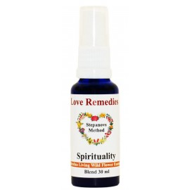 SPIRITUALITY Vitalspray 30 ml Australian Flower Essences Love Remedies