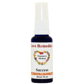 SUCCESS Successo spray vitali 30 ml Emergenza  Australian Flower Essences Love Remedies