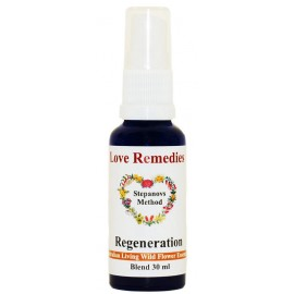 REGENERATION Vitalspray 30 ml Australian Flower Essences Love Remedies