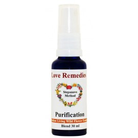PURIFICATION Reinigung Vitalspray 30 ml Australian Bush Flower Essences Love Remedies