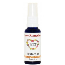 PROTECTION Vitalspray 30 ml Australian Flower Essences Love Remedies