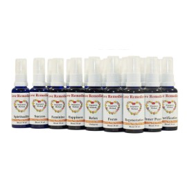 Set spray vitali Australian Flower Essences Love Remedies