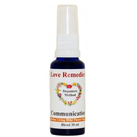 COMMUNICATION spray vitali 30 ml Australian Bush Flower Essences Love Remedies