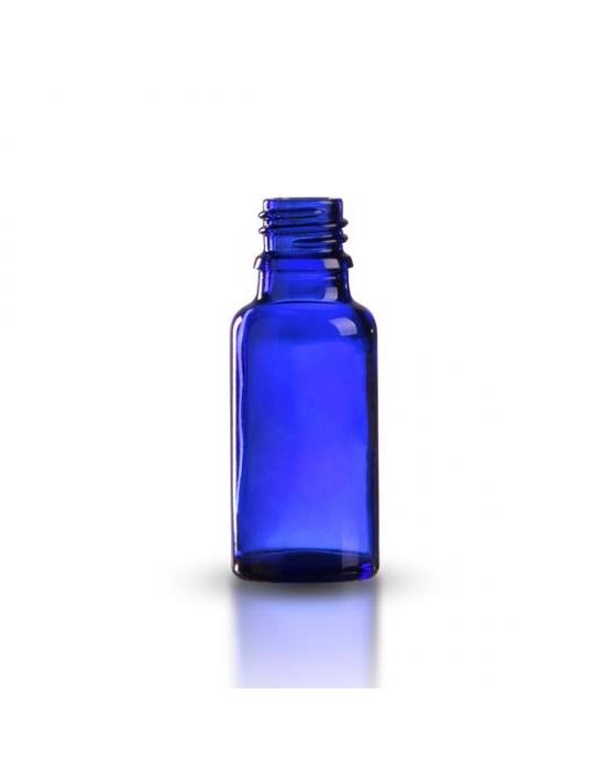 Buschblüten Blauglas-Flaschen 20 ml