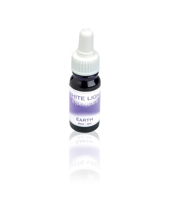 Earth Essence Stockbottle 10 ml  White Light Essenzen