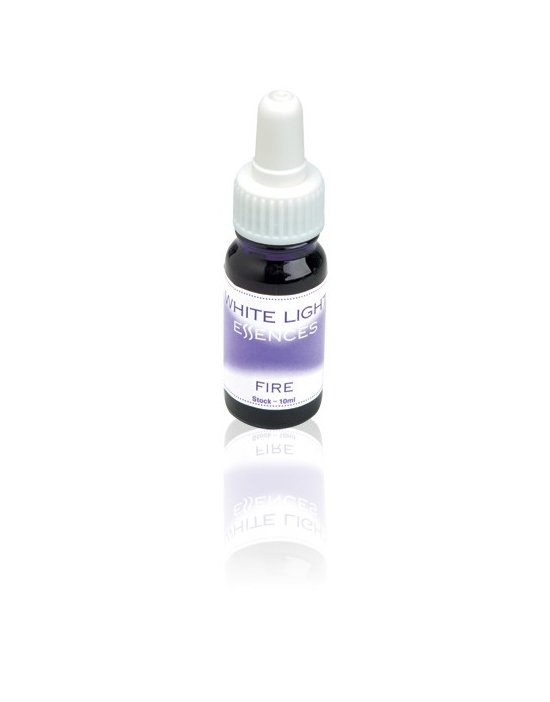 Fire Essence Stockbottle 10 ml  White Light Essenzen