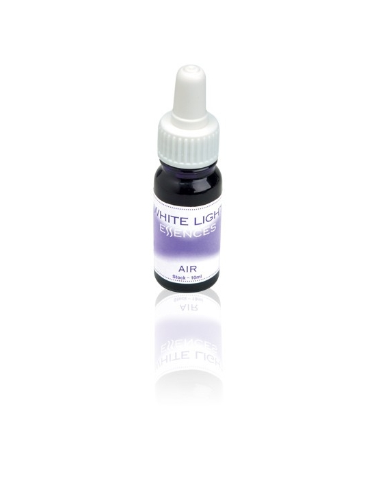 Air Essence Stockbottle 10 ml  White Light Essenzen