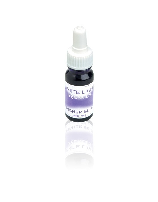 Higher Self Stockbottles 10 ml  White Light Essenzen