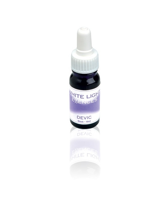 Devic Essence Stockbottle 10 ml  White Light Essenzen