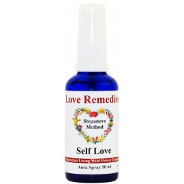 SELF LOVE Amore per se stesso spray vitali 30 ml Australian Bush Flower Essences Love Remedies