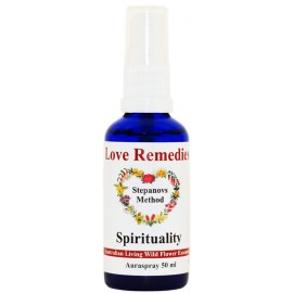 SPIRITUALITY Spiritualità auraspray 50 ml Australian Bush Flower Essences Love Remedies