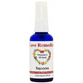 SUCCESS AURASPRAY 50 ml Australian Flower Essences Love Remedies