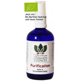 PURIFICATION spray ambientale 100 ml Australian Bush Flower Essences Love Remedies
