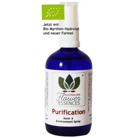 Reinigung Purification Aurasprays Australische Bachblüten Bio