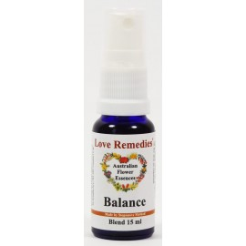 BALANCE Vitalspray 15 ml Australian Flower Essences Love Remedies