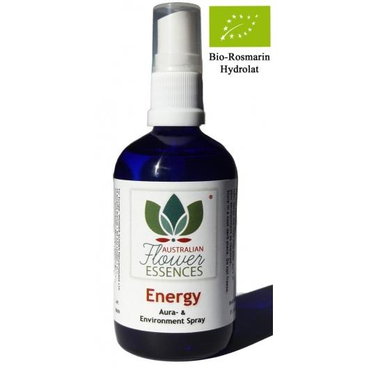 Energie Australische Blütenessenzen Umweltspray 100 ml
