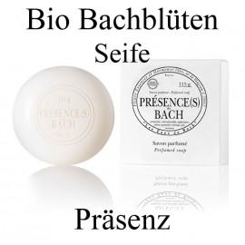 Bio Bachblüten Seife Présence 115 g