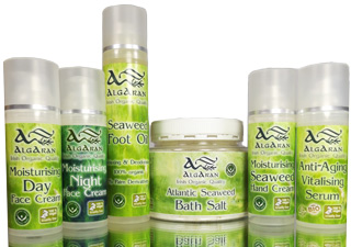 Algaran Bio Algen Naturkosmetik ohne Tierversuche