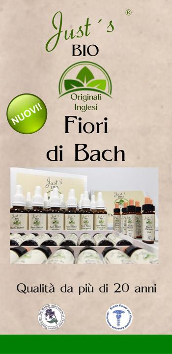 Brochure Fiori di Bach