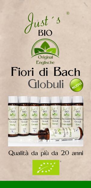 Globuli Agrimony Nr. 1 Fiori di Bach BIO pillole/granuli - senza alcol