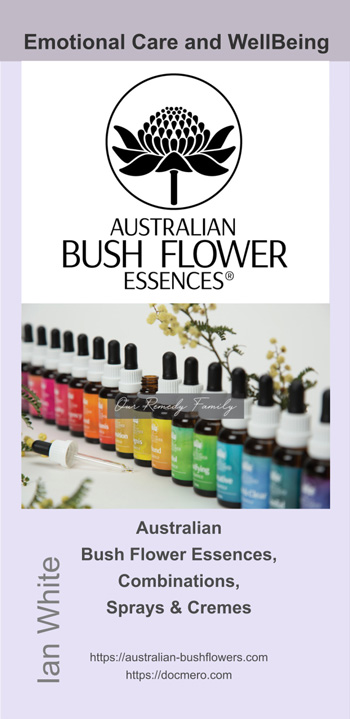 Australian Bush Flower Essences brochure 24 pages free download