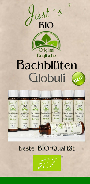 Bioo Bachblüten Globuli Information