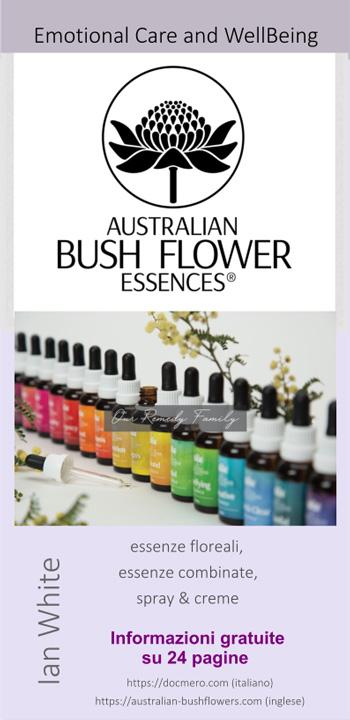Informazioni gratuite 24 pagine su essenze floreali australiani