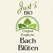 Just´s original englische Bio Bachblüten Tropfen