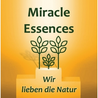 Blütenessenzen Miracle Essences